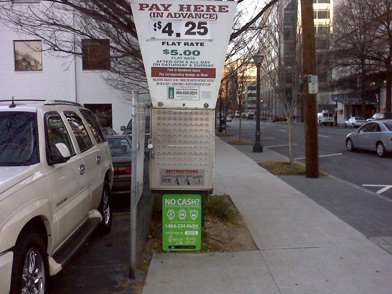 Parkinglotpaybox