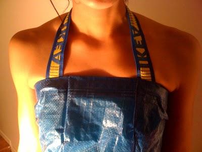 IKEA dress front