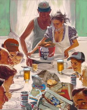 Rockwell_thanksgiving_parody