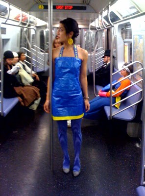 IKEA BAG DRESS