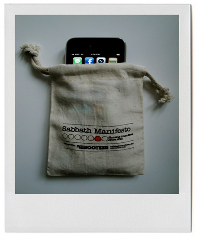 CellPhoneSleeping Bag