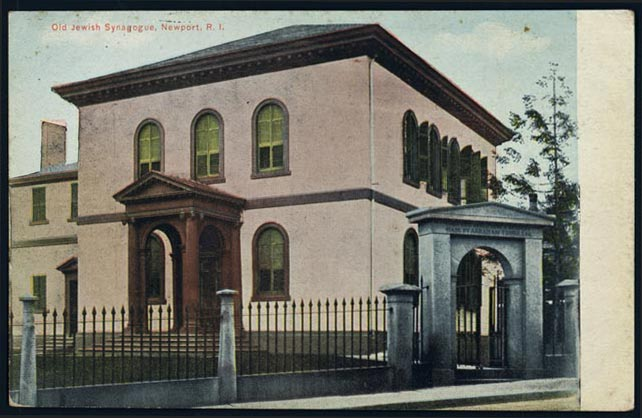 Newport synagogue